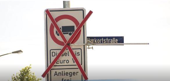 Diesel-Fahrverbote in Hamburg gilt nicht bei Mobilitätseinschränkung